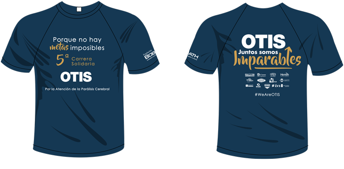 Camiseta Carrera OTIS