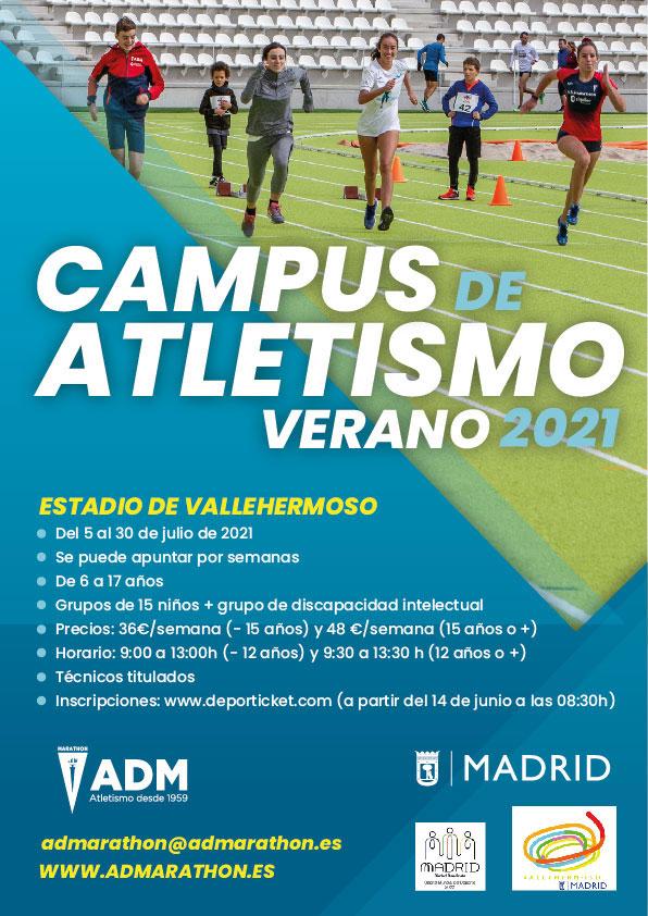 Campus Verano Vallehermoso 2021