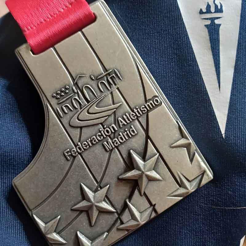 Ocho medallas en el Autonómico Máster celebrado en Alcobendas