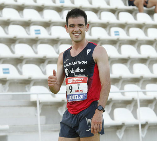 Una semana a tope de atletismo en los JJOO, y nuestro Diego García en acción el jueves 5