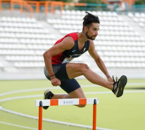 Marathon aporta cinco atletas al torneo federaciones