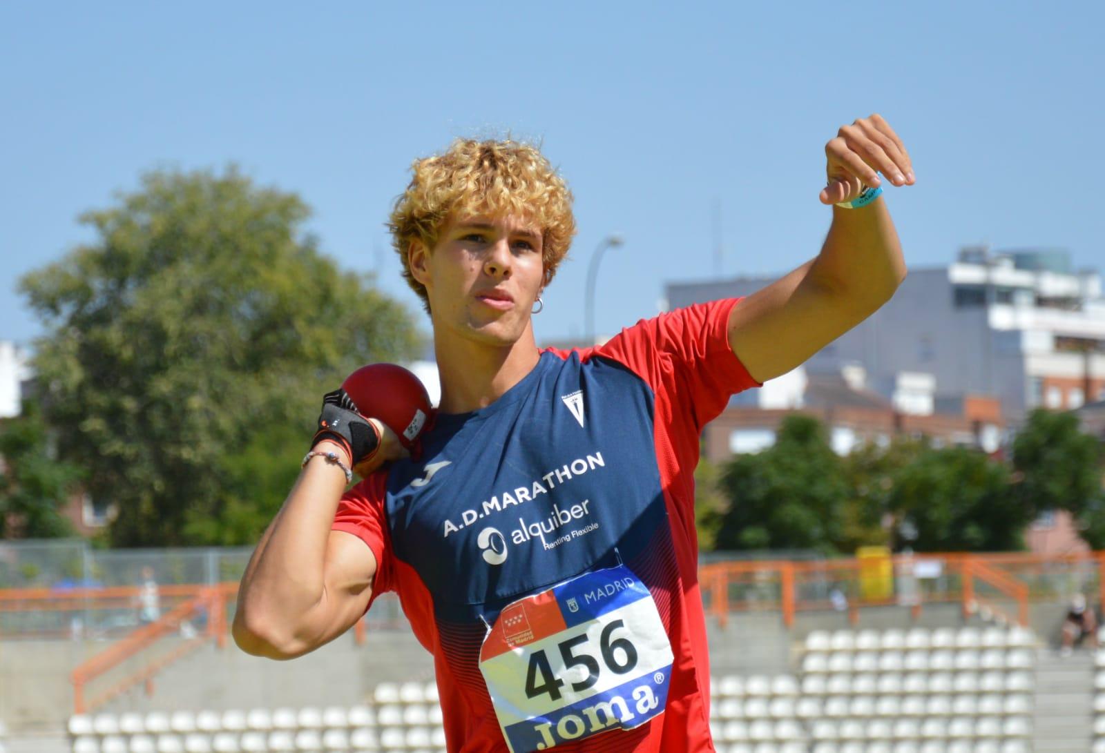 Campeonato de España Absoluto. ADM quintos en el medallero