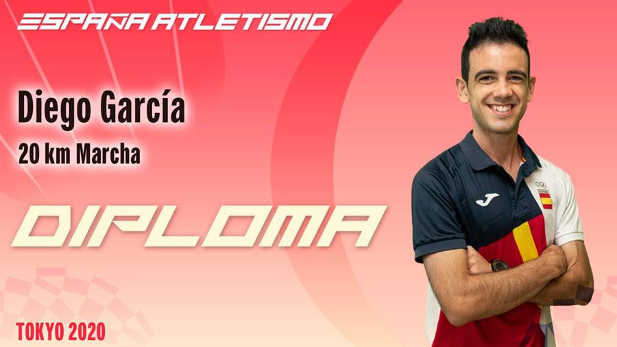 """Diego García: <strong>""""no tuve la sensación de haber cumplido mi sueño hasta que no me vi en la línea de salida"""".</strong>"""