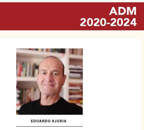 EDUARDO AJURIA, NUEVO PRESIDENTE DE LA A.D. MARATHON