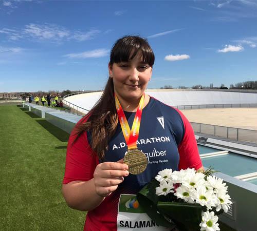 Campeonato de España SUB23. Tres medallas para ADM