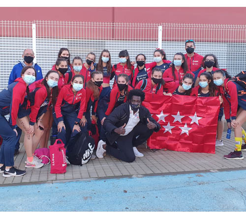 CAMPEONATO DE ESPAÑA SUB16 POR CLUBES FEMENINO