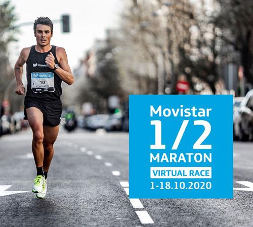 El Movistar Medio Maratón VR la gran cita del <em>running</em> en otoño