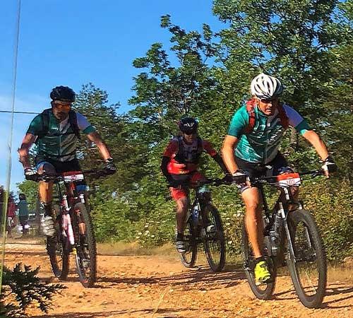 ¡¡Celebra el décimo cumpleaños de Riaza Bike estrenando sus nuevos recorridos!!
