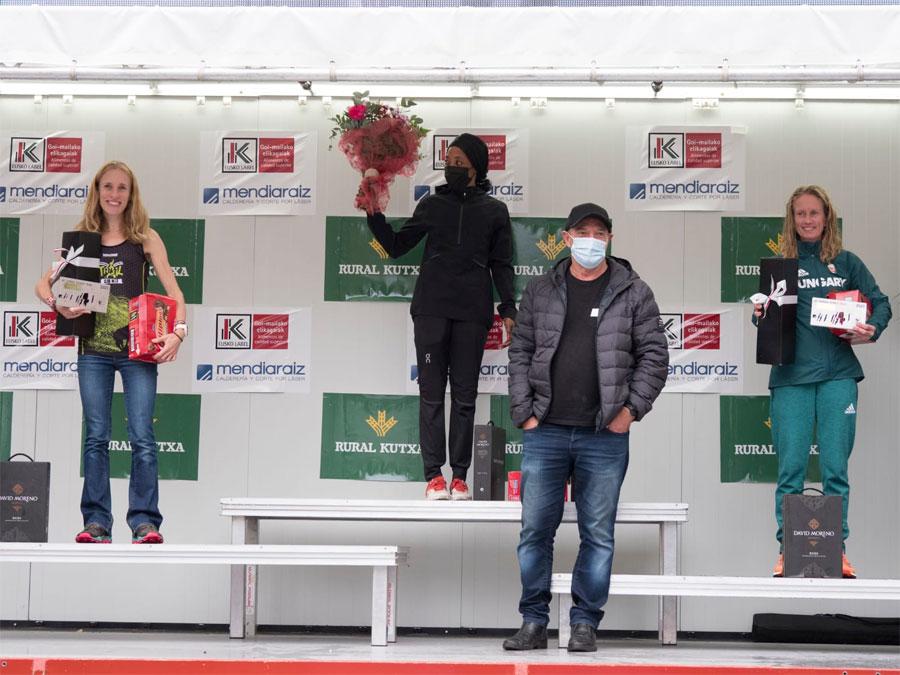 Gran fin de semana de competición en AD Marathon