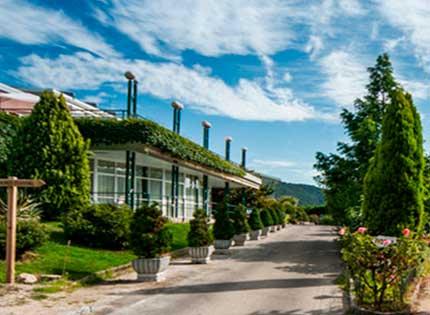 Arnoia Caldaria Hoteles y Balneario
