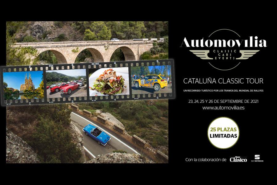 Cataluña Classic Tour