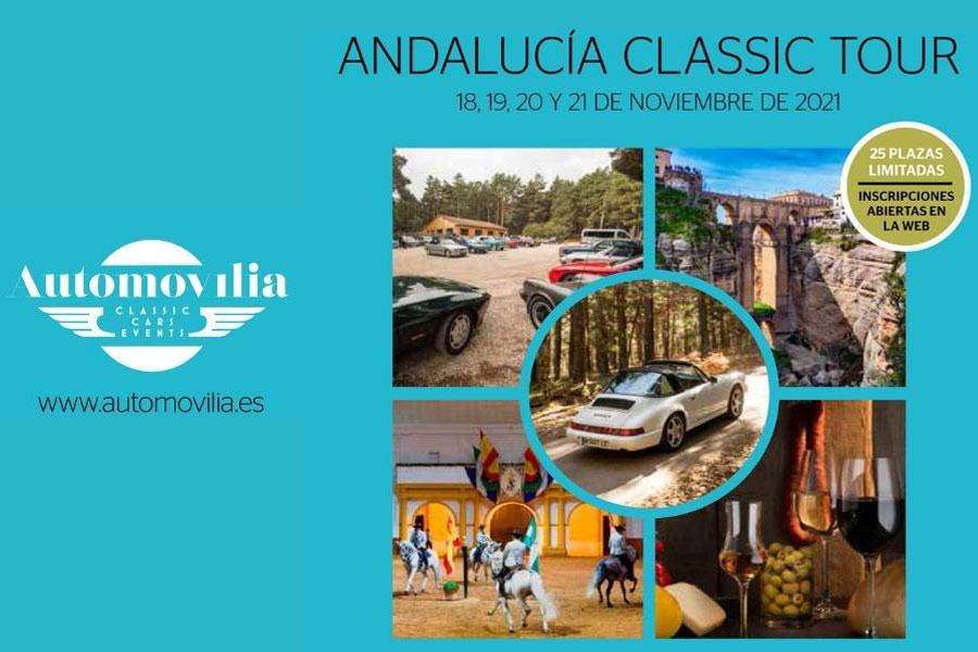 Andalucía Classic Tour