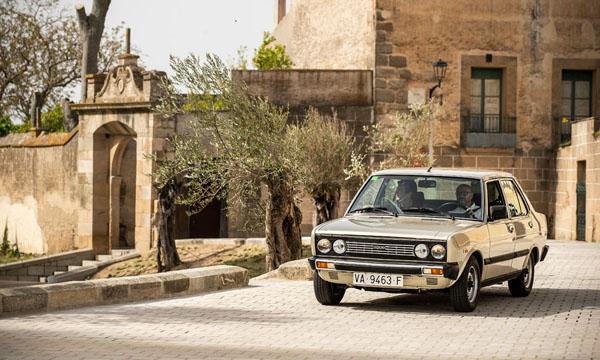 SEAT se suma con sus clásicos al País Vasco Classic Tour