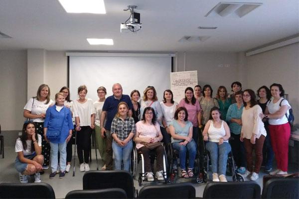 ACADAR: mulleres con discapacidade de Galicia