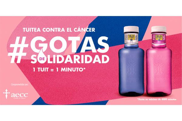 #GOTASDESOLIDARIDAD con Solán de Cabras