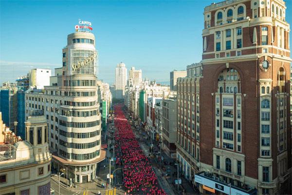 ¡Mañana se abren las inscripciones de la Carrera de la Mujer de Madrid y A Coruña!