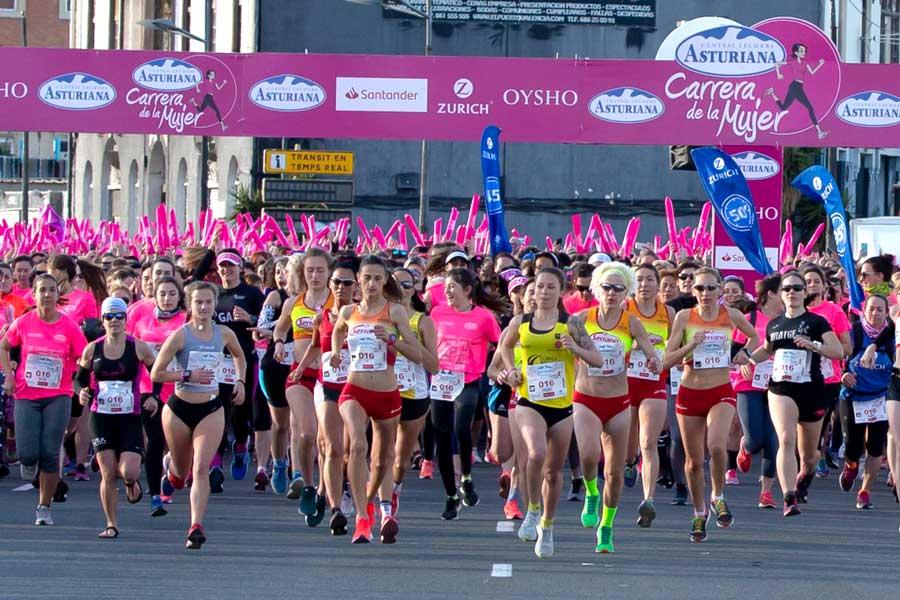 ¡Apúntate a la Carrera de la Mujer de Valencia!