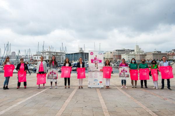 A Coruña vuelve a acoger la Carrera de la Mujer