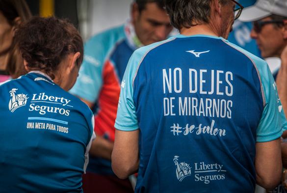 12ª Carrera Liberty Seguros: 'En nuestra carrera nadie se queda fuera'