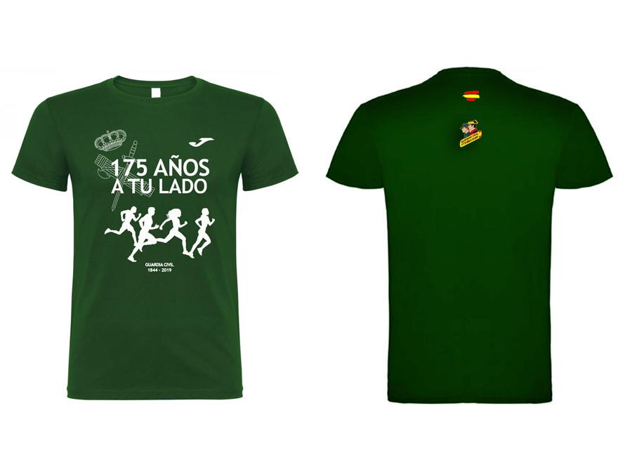 Camisetas 175 años a tu lado