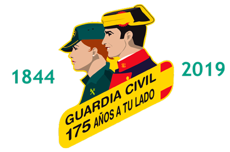 175 años Guardia Civil
