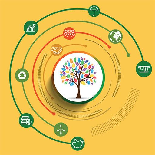 Carrera Virtual Solidaria por la Educación Financiera y la Inclusión