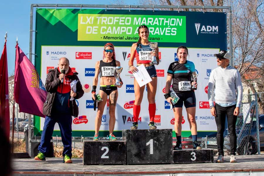Arrancó el I Circuito de Carreras de Barrios de Madrid con el Cross Popular del Trofeo Marathon (Crónica y Puntuaciones)
