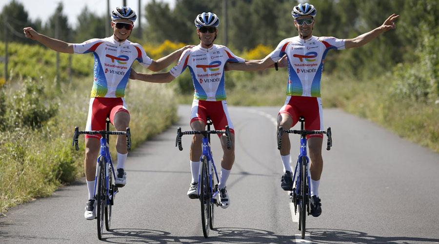 Nace el Circuito de Cicloturismo TotalEnergies Challenge