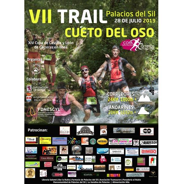 7ª Edición Trail Cueto del Oso