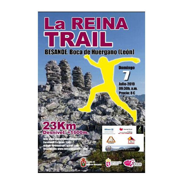 VII Carrera de Montaña Oriental la Reina Trail