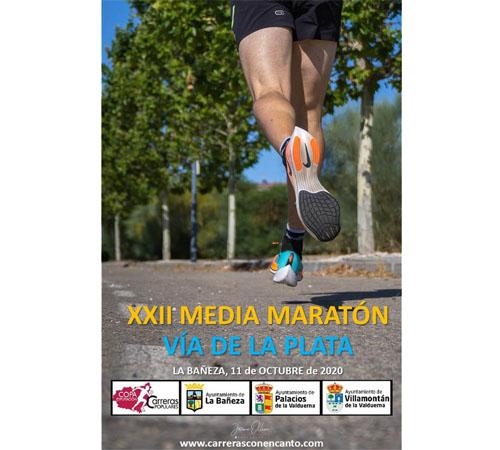 La XXII Media Maratón Vía de la Plata abre inscripciones