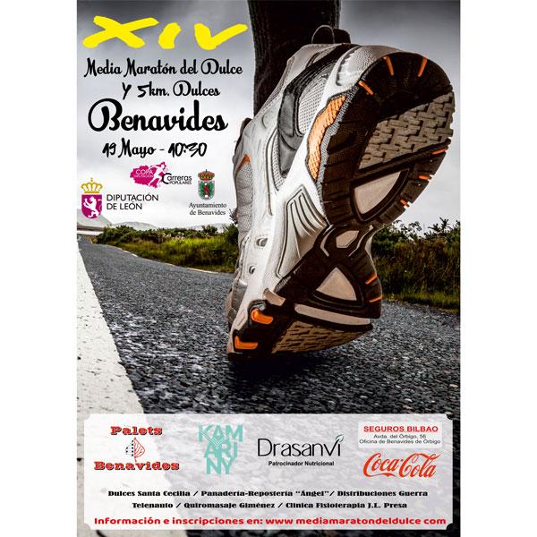 XIV Media Maratón del Dulce