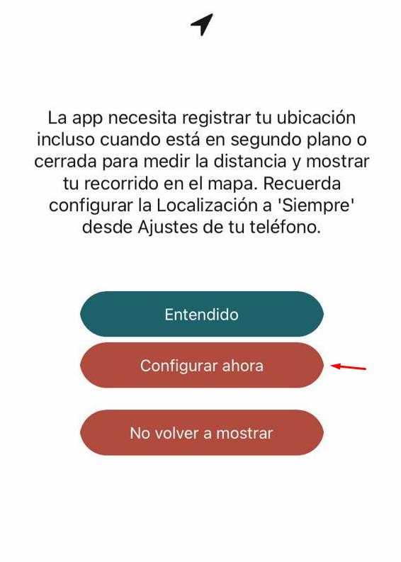 Guía visual de permisos para iOS