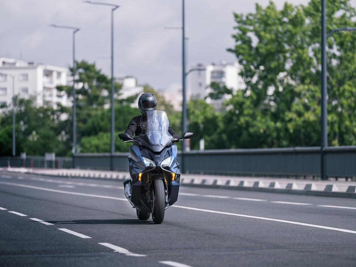Honda Forza Ride 750