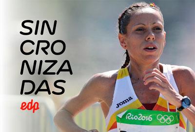 Último entrenamiento EDP Medio Maratón de la Mujer de Madrid