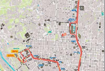 Presentamos nuevo recorrido del EDP Medio Maratón de la Mujer de Madrid. ¡Salida y meta en el mismo punto!