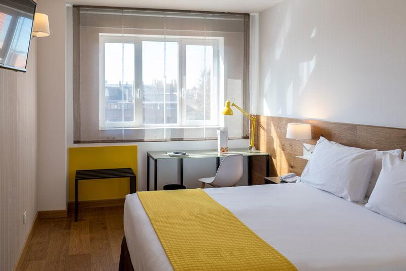 Habitación Rafael hoteles