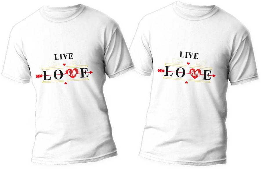 I Carrera virtual por parejas Love Run 2021