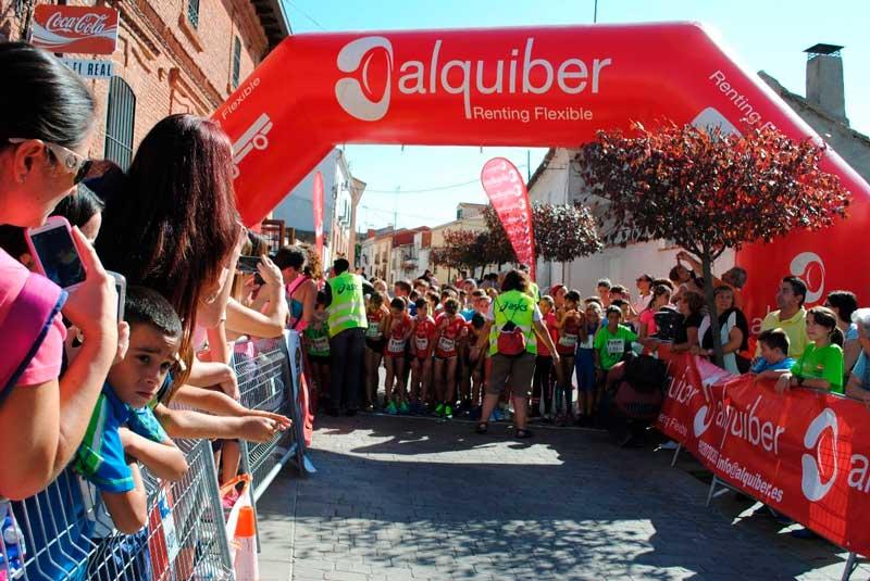 Por sexto año consecutivo, Villanueva de Perales acoge la Legua Popular