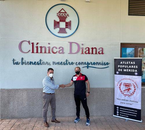 Clínica Diana ofrecerá un servicio de recuperación muscular a la finalización de la Media Maratón