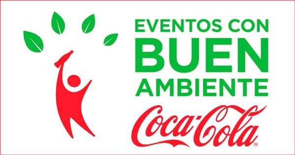 Coca Cola Eventos con buen ambiente