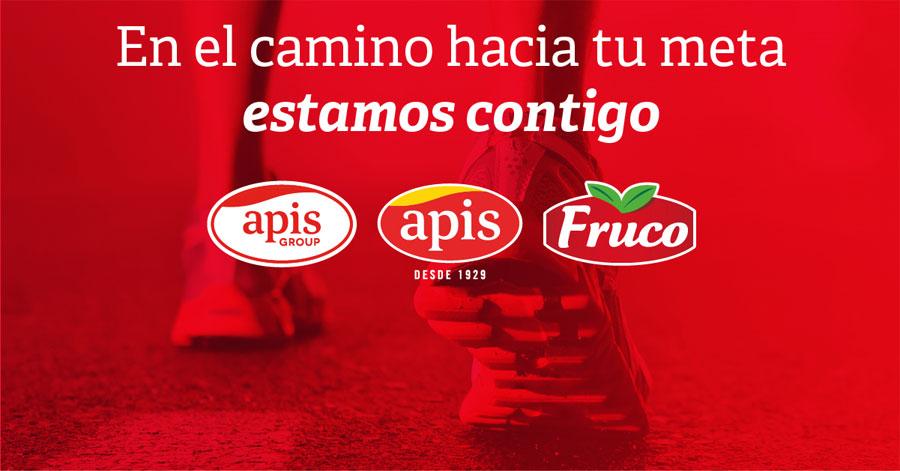 Apis donará seis lotes de sus mejores productos en la Media Maratón del 2 de octubre