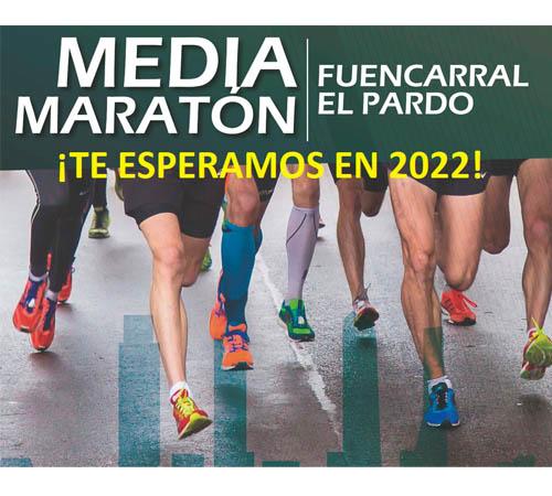 Suspendida la edición 2021 del Medio Maratón de Fuencarral