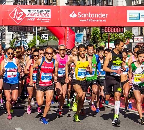 El 17 de mayo de 2020 se celebrará en Santander la IX edición de su Medio Maratón, además de la distancia de 10k