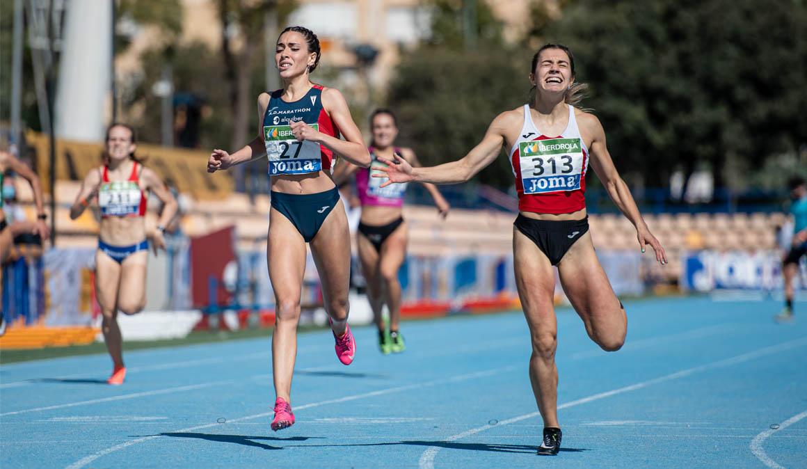 La cuatrocentista Ruth Peña logra la plata en el Campeonato de España Sub-23