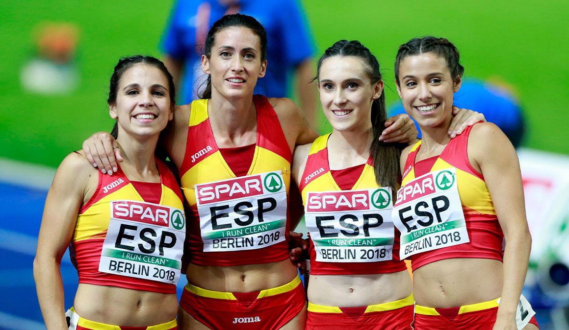 Estela García es convocada para los World Athletics Relays