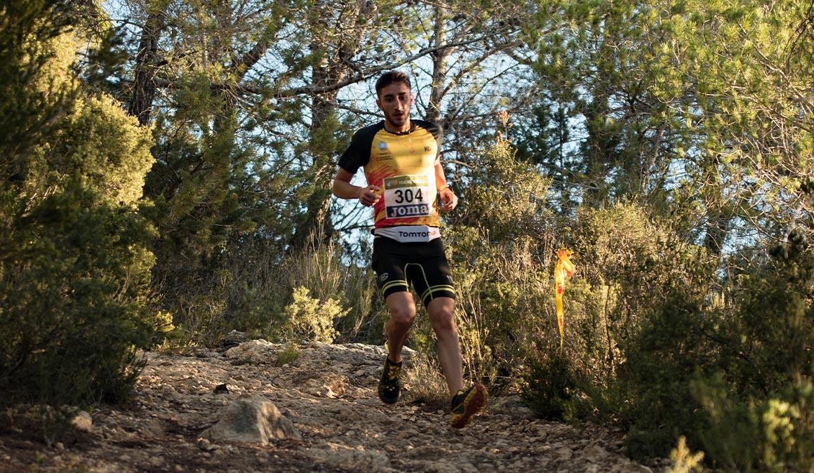 Àdam Maijó logra el segundo puesto en el Nacional de Trail Running por Federaciones