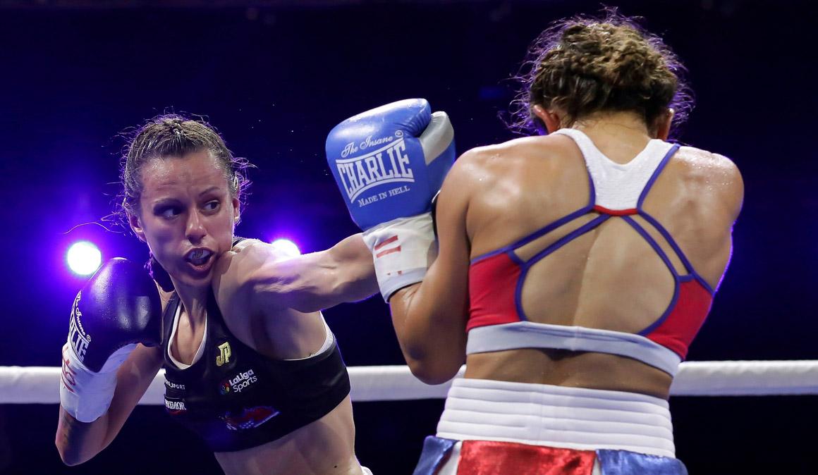 Joana Pastrana no logra revalidar su título mundial ante Yokasta Valle