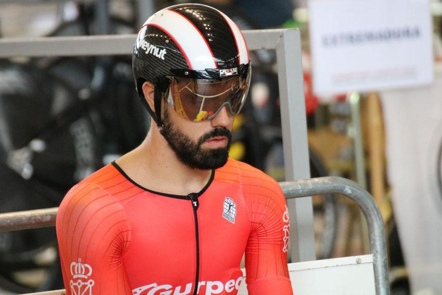 El paralímpico Alfonso Cabello vuelve a subir al podium en el Campeonato de España absoluto