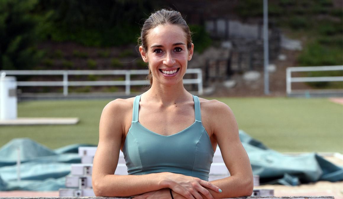 """Laura García-Caro regresa a Madrid """"pensando en el año olímpico"""""""